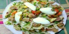 Patitas de Chancho a la Chilena, una ensalada tradicional de nuestra cocina criolla.