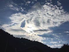 Cielo  Nubes Sol