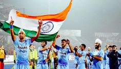 Congratulations to Team India for winning the Junior Hockey World Cup. You made us proud!
