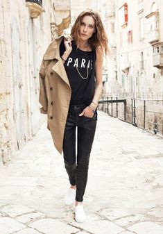 Madewell Spring 2014 featuring Erin Wasson