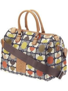 {Sparrow Shoulder Handbag} by Orla Kiely. Regular $295, on sale for $147 at PiperLime