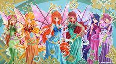 Medieval Fairy by WinxClubRus