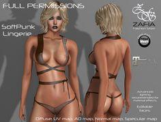 Full Perm-ZAFIA SoftPunk Lingerie Maitreya | por ZAFIA Fashion Store