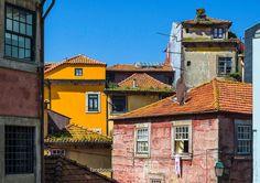 No Bairro do Barredo, Porto #portugal #porto #photo