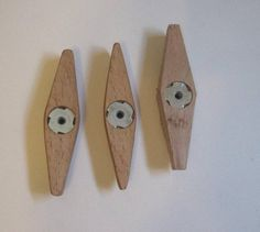 Going green - make your own jig and fixture knobs / wing nuts