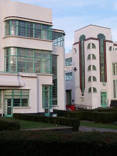 The Hoover Building by Wallis Gilbert and Partners, Western Avenue, . - The Hoover Building by Wallis Gilbert and Partners, Western Avenue, London - Casa Art Deco, Arte Art Deco, Art Deco Home, Hoover Building, Building Art, Amazing Architecture, Art And Architecture, Architecture Details, Art Nouveau
