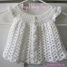 Crochet Child Gown Free Crochet Child Gown Patterns | crocheted costume new child 2 skeins white i really like this cotton 1 h crochet … | diyenergy.co Crochet Baby Dress