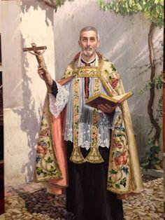 Santos, Beatos, Veneráveis e Servos de Deus: SÃO JOÃO DE ÁVILA, Presbítero e Doutor da Igreja.