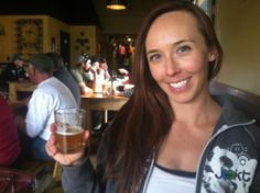 Lauren Jones, founder of Rocky Mountain Brew Runs, blogs about different brews at Pikes Peak Brewery