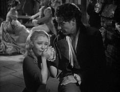 Ronald Colman stars in A Tale of Two Cities (1935) — Immortal Ephemera [Here, with Isabel Jewell doing a splendid job as the seamstress--TH]