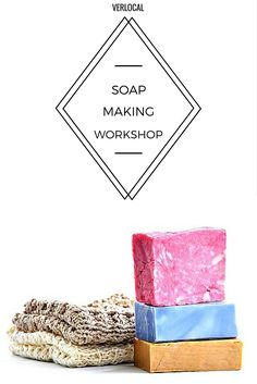 We found your next favorite hobby: soap making!  Learn this skill while taking home a few bars for yourself. 😌  #Chicago