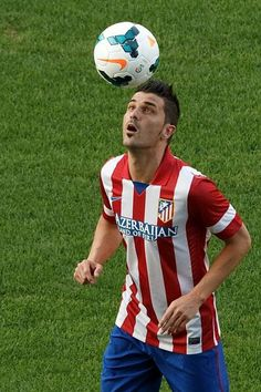 David Villa #AM yes!!! He's my favorite