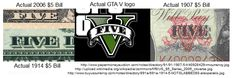 Aftermath of GTA V Announcement: Logo meaning and rumors Gta V Five, Cj Johnson, Gta 5 Mobile, Gta 5 Games, Gta 5 Money, Logos Meaning, Wedding Background Images, Frozen Pictures, San Andreas