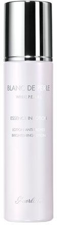 Guerlain Blanc de Perle Brightening Lotion, 6.7 oz. DetailsSupremely fresh, the Guerlain Blanc de Perle Brightening Lotion tones and moisturizes the skin while effectively treating dark spots. It leaves the skin silky, even and luminous. 200 mL / 6.7 oz.Designer About Guerlain: For the past 170 years, Guerlain has created some of the world's most famous fragrances and show-stopping beauty products.