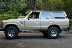 Toyota FJ60, would love this!