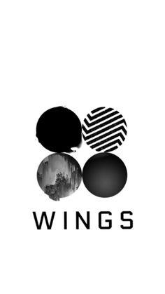 Wings - BTS Wallpaper / Deixa o coração ❤