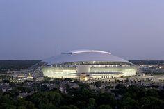 AT & T Stadium, à Arlington au Texas