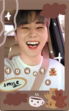 Printable Stickers, Printable Cards, Minimalist Drawing, Kpop, Day6, Kawaii Cute, Jeonghan, Man Crush, Pop Group