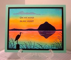 F4A312 On My Mind by NaomiW - Cards and Paper Crafts at Splitcoaststampers