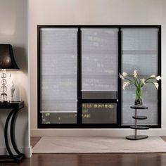 #BlindSaver Basics Solar Screen - #energyefficient #window #treatment - starting at $47.95