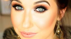 This is one of the best smokey eye tutorials I have seen. Its not over done and looks classy.