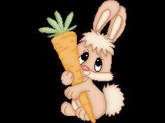 Coelhinho da Páscoa que trazes pra mim - Easter Bunny