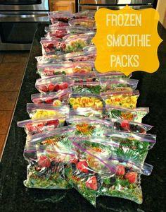 Superfood Smoothies | Rebel Dietitian, Dana McDonald, RD | rebelDIETITIAN.US