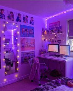Indie Room Decor, Cute Bedroom Decor, Room Design Bedroom, Teen Room Decor, Room Ideas Bedroom, Bedroom Inspo, Chill Room, Cozy Room, Pinterest Room Decor