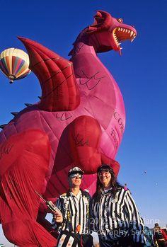 Albuquerque International Balloon Fiesta photos - Images | Charles ...