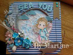 Sea themed card