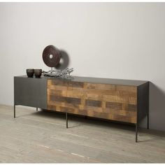 TV-meubel Pandora - Firma Hout & Staal