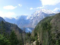 Frühlingstour zur Gotzental-Alm über Hochbahn und Königsbachalm - Berchtesgadener Land Blog