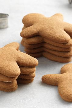 Gluten-Free Gingerbread Cookies Recipe | Tried & tested. Yum.