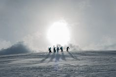 Photograph Backcountry team by Stepan Zuev on 500px