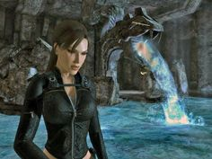 Tomb Raider Under World is one of my favourit action adventure game. I really enjoy all activities done by Lara Croft { Heroine }. This game was release Tomb Raider Legend, Tomb Raider Game, Tomb Raider Lara Croft, Underworld Games, Tomb Raider Underworld, Lara Croft Angelina Jolie, Rise Of The Tomb, 3d Landscape, Te Quiero