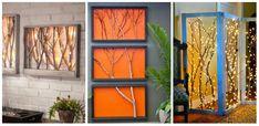 Cum transformam crengile uscate in decoratiuni indraznete – Idei creative de tip DIY care ne pun imaginatia la incercare