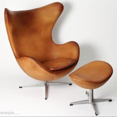 Schon Arne Jacobsen Egg Chair | Modern Decor | Pinterest | Arne Jacobsen, Egg  Chair And Swan Chair