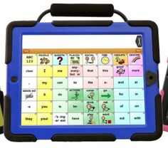 Great article on how to teach children to communicate effectively with AAC devices (Augmentative/Alternative Communication). Great for parents or SLPs!