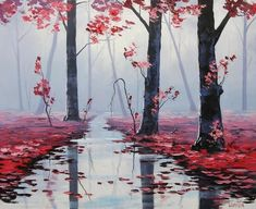 landscape paintings - Google Search