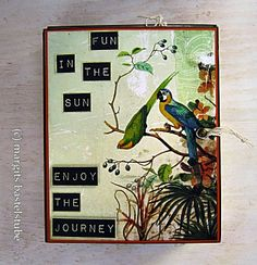 Reise-Album / Travel Album Baseball Cards, Books, Fun, Viajes, Projects, Cards, Libros, Book, Book Illustrations