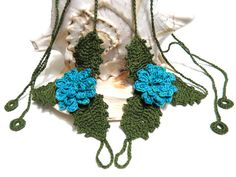 DIY pdf pattern for crochet barefoot sandals by byTheCrochetBug, $5.99