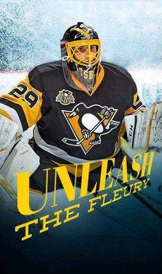 Unleash the Fleury. Miss Fleury so much 💔 Unleash the Fleury. Miss Fleury so much 💔 Unleash the Fleu Pens Hockey, Ice Hockey Teams, Hockey Goalie, Hockey Players, Sports Teams, Pittsburgh Sports, Pittsburgh Penguins Hockey, Nhl Penguins, Hockey Pictures