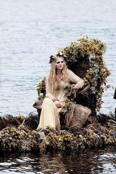 stormbornvalkyrie:  Helga | Vikings2.07