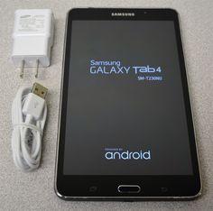 "Samsung Galaxy Tab 4 (SM-T230NU) 7"" Wi-Fi Android Tablet 8GB - Black"
