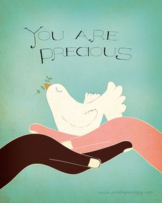 You are precious. You Are Precious, Childrens Bedroom Decor, Baby Mine, I Love Mom, Home Decor Wall Art, Kids House, Photo Art, Aurora Sleeping Beauty, Arts And Crafts