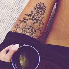 Tattoo'd Lifestyle Magazine Presents: 18 Sexy Leg Selfies