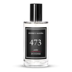 Christian Dior Sauvage Inspired - FM473 Intense Parfum For Him 50ml  This parfum is a more intense version of PURE 473.   It contains 24% of fragrance concentration.   Type: fresh, noble, rebellious   Fragrance notes:  Head notes: bergamot, pink pepper   Heart notes: amber, lavender   Base notes: patchouli, vetiver, dry wood  ___________  → Ingredients: Alcohol Denat., Fragrance/Parfum, Linalool, Limonene, Benzyl Alcohol, Coumarin, Citronellol, Citral, Geraniol, Farnesol