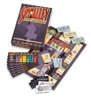 Spy Alley - The Game of Suspense and Intrigue