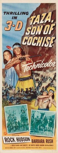 Taza, Son of Cochise (1954) - Rock Hudson