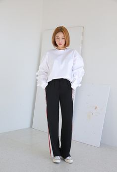 Seoul Fashion, All Fashion, Asian Fashion, Womens Fashion, Byun Jungha, Best Photo Poses, Casual Outfits, Normcore, My Style